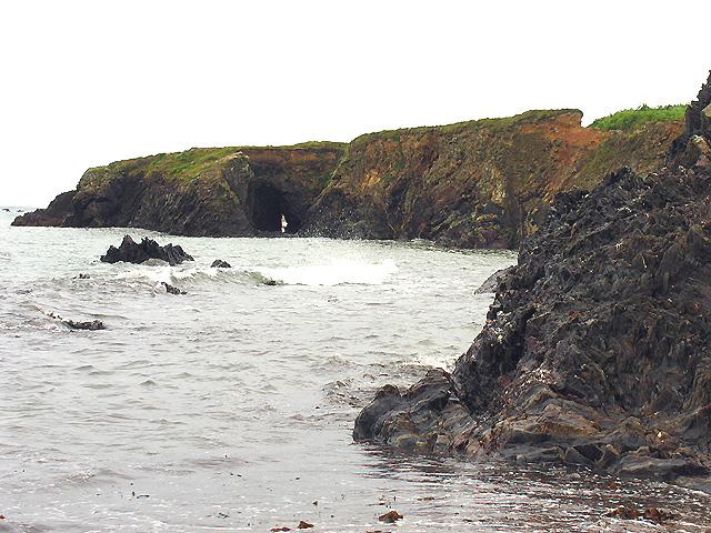 Image of coast of Wexford